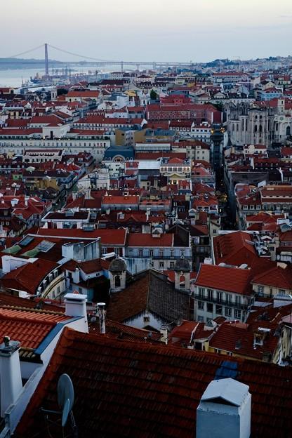 日没間近-Lisbon, Portugal