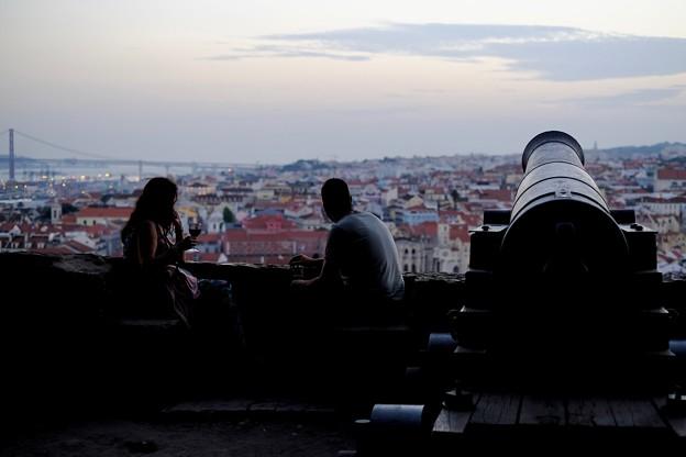 最高の夕景-Lisbon, Portugal