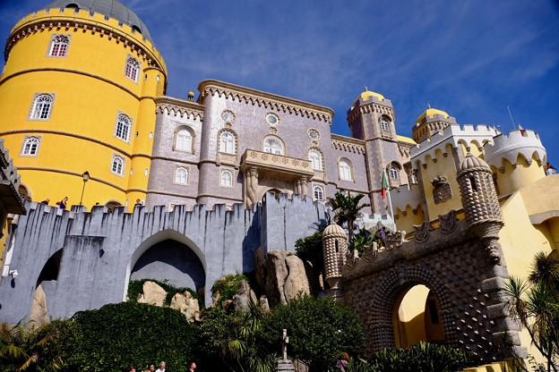 テーマパークじゃありません-Sintra, Portugal