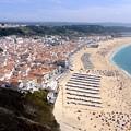 ポルトガル屈指のリゾート地-Nazaré, Portugal