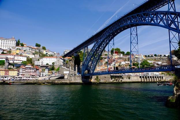 悠々たるドウロ川-Porto, Portugal