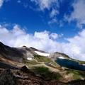 Photos: 夏雲湧く-長野県松本市:乗鞍岳