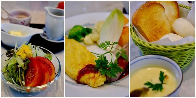 素敵な朝食-長野県松本市:乗鞍高原・「オーベルジュ イマイ」