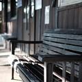 駅舎-兵庫県加西市:北条鉄道 法華口駅