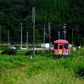 ゆったりとした時間-兵庫県加西市:北条鉄道 長駅