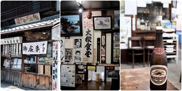 創業110年を超える老舗食堂-滋賀県長浜市:「中島屋食堂」
