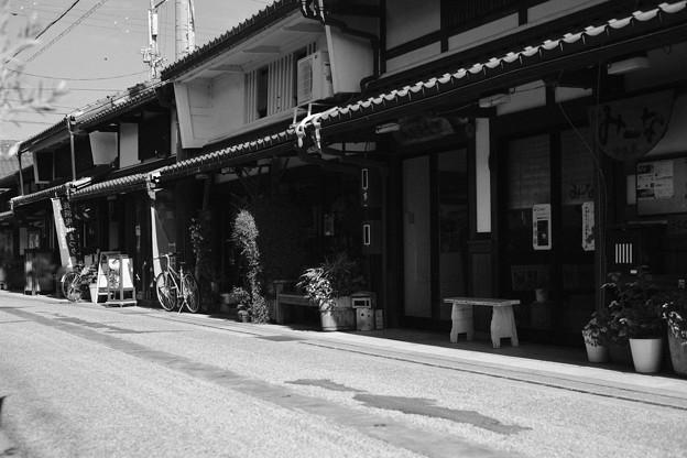 裏通りへ-滋賀県長浜市