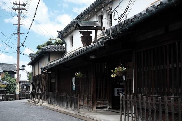 大和の古き町並みを訪ねて-奈良県五條市:五條新町