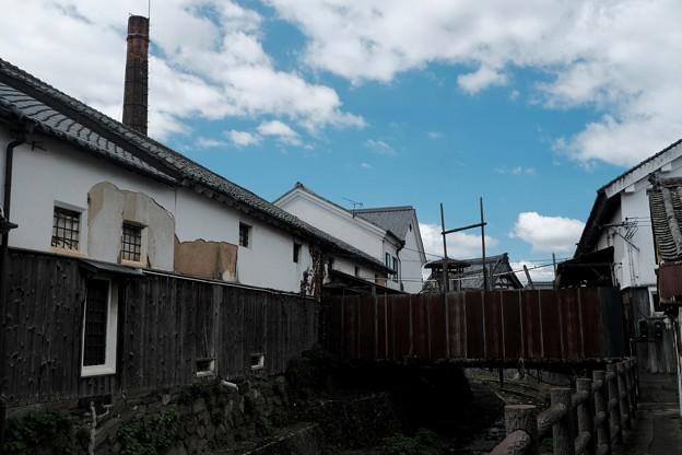 路地裏へ-奈良県五條市:五條新町