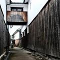 路地裏歩きの楽しさ-奈良県五條市:五條新町