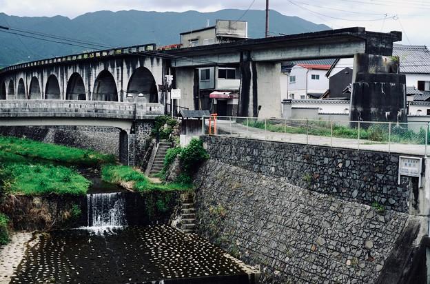 幻の鉄路-和歌山県五條市:五條新町
