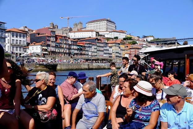 クルーズの始まり-Porto, Portugal