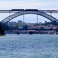 Photos: ドウロ川とドン・ルイス一世橋-Porto, Portugal