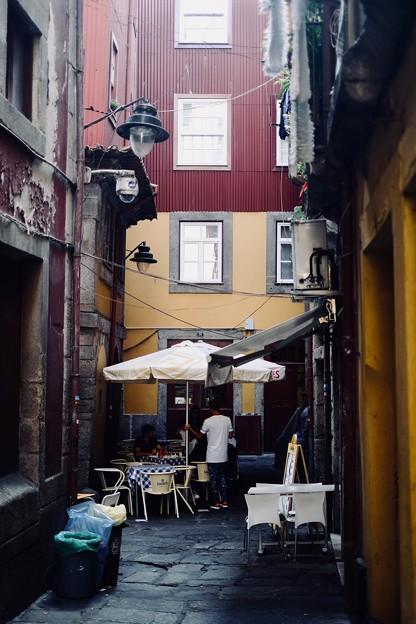 路地裏散策-Porto, Portugal