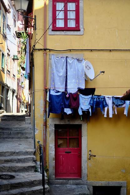 治安の良さ-Porto, Portugal