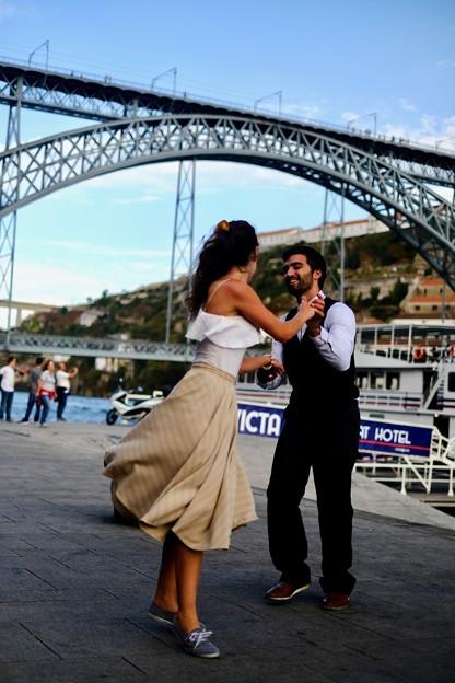 Photos: 華麗なダンス-Porto, Portugal