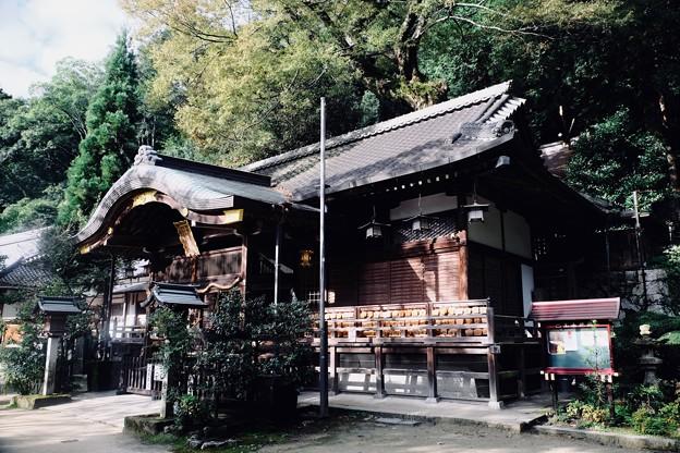 Photos: 願いを一言-奈良県御所市:一言主神社