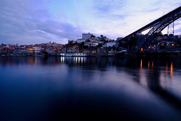 静かな朝-Porto, Portugal