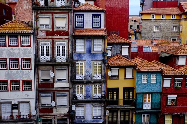 朝からいそいそと-Porto, Portugal