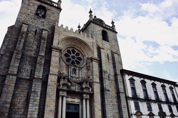 大聖堂-Porto, Portugal