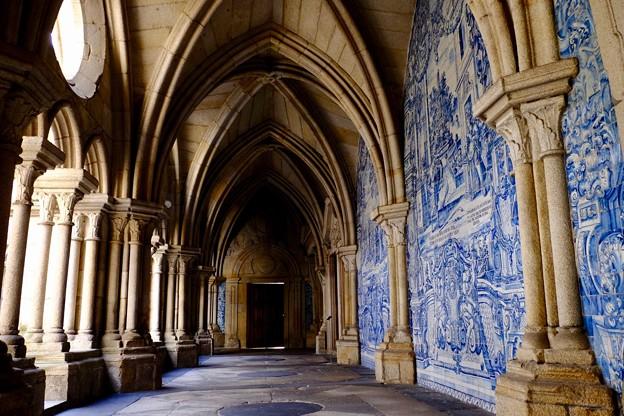 回廊の美-Porto, Portugal