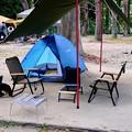 Photos: キャンプ場へ-奈良県天川村:松林オートキャンプ場