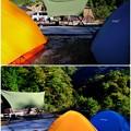 Photos: 山岳テント-奈良県野迫川村:アドベンチャーランドキャンプ場