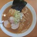麺匠 大黒 利府中インター店『しょうゆ・特盛(太麺・ブレンドスープ)』