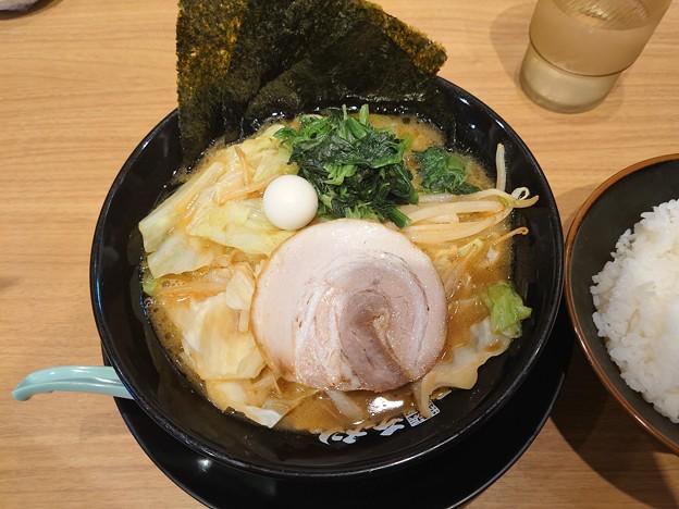 横浜家系ラーメン 町田商店 岩切店『味噌ラーメン』