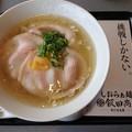 Photos: らあめん花月嵐『しおらぁ麺 飯田商店』