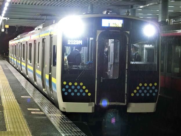 E131系デビュー