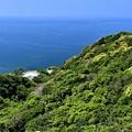 Photos: 山と海