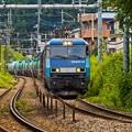 Photos: EH200-21 竜王行き貨物列車