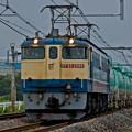 Photos: EF65 2086 石油専用列車