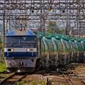 EF210-329 米タン貨物列車