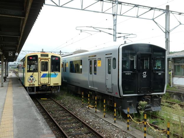 JRと平成筑豊鉄道