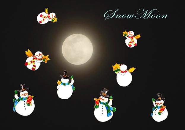 Photos: SnowMoon2~♪