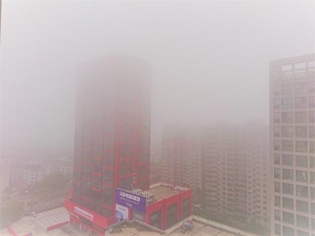 Photos: 霧のPinfu
