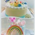 Photos: バースデイケーキ