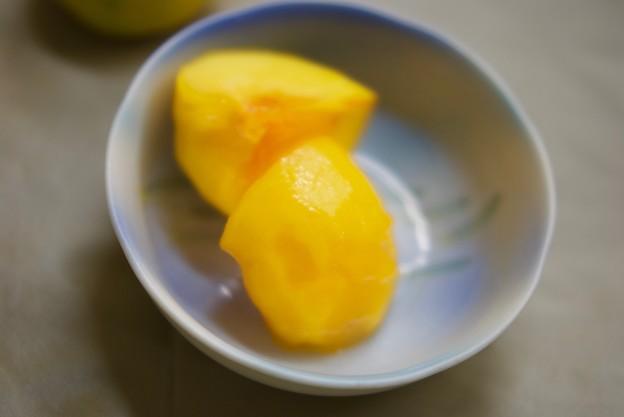 柿食えば~