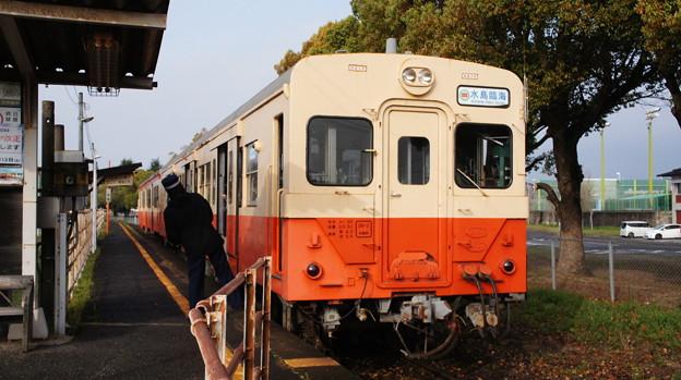 水島臨海鉄道 キハ30-100
