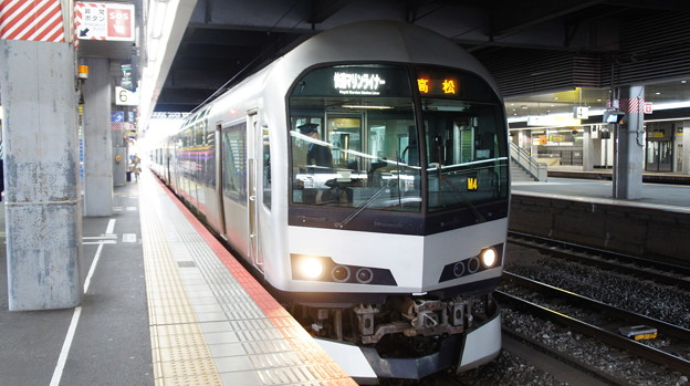 JR四国 5000系 M4