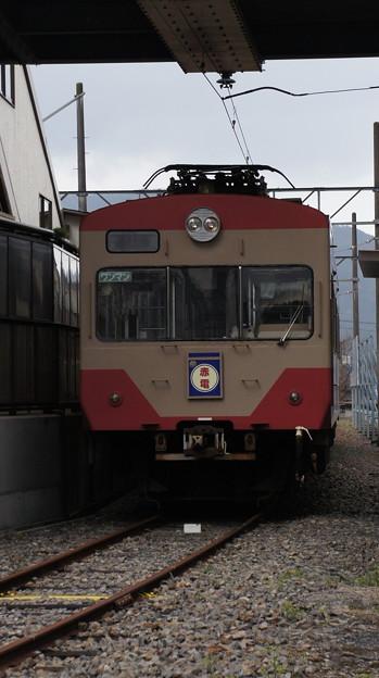 近江鉄道 820形 822F