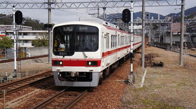 神戸電鉄 5000系 5016F