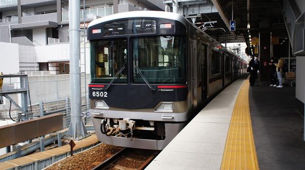 神戸電鉄 6500系 6502F