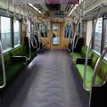 神戸電鉄 6500系 6502F 車内