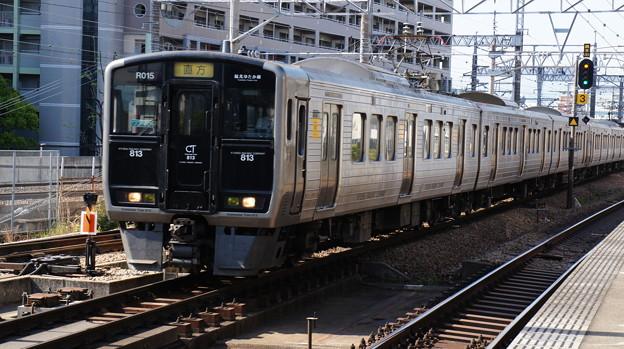 JR九州 813系 RG015