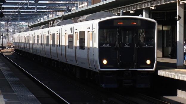 JR九州 817系 VM3007