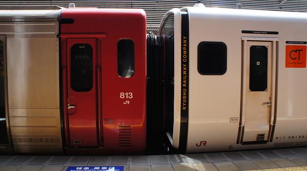 JR九州 813系+817系