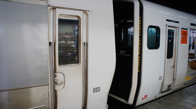JR九州 811系+817系